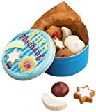 : HABA Assorted Wooden Cookies in Tin (Made in Germany)