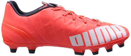 De Puma 4 Football 01 Chaussures Mixte 4 total Enfant lava Jr white Orange Evospeed Blast Ag Eclipse 4Yr0Yx