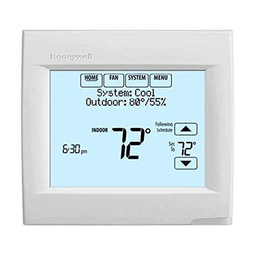 Honeywell TH8320R1003 VisionPro 8000 with RedLINK Digital Thermostat, White (Honeywell 8320 Thermostat compare prices)