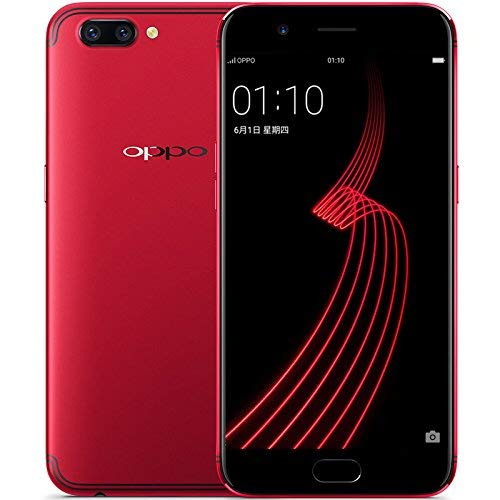 (OPPO R11 5.5 Inch Smartphone Android 7.1 16.0MP + 20.0MP Dual Rear Cam + 20.0MP Front Cam Snapdragon 660 FHD Screen 4GB 64GB VOOC Flash Charge (Red))