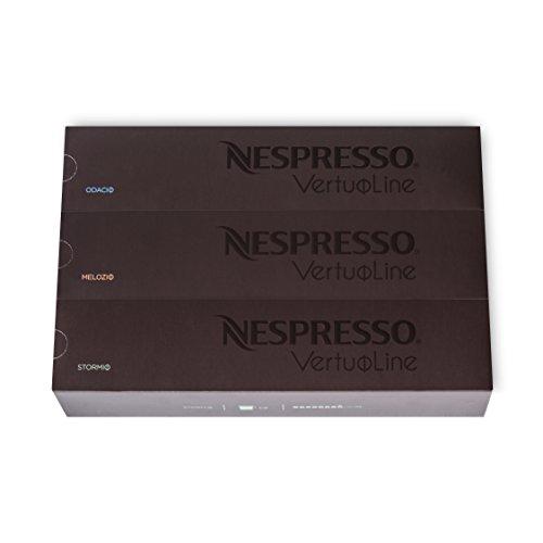Nespresso Vertuoline Best Seller Assortment, 10 Count (Pack of 3)