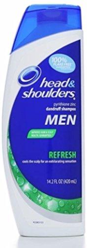 Head and Shoulders Men Refresh Anti-Dandruff Shampoo For Men