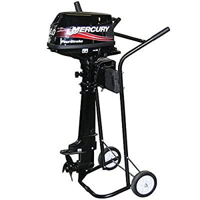 outboard engine stand (steel dolly, carrier, cart) review