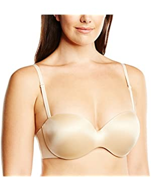 Women's Smooth Strapless Extra Coverage