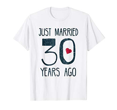 a495ede7 Funny 30th wedding anniversary t-shirts al mejor precio de Amazon en ...