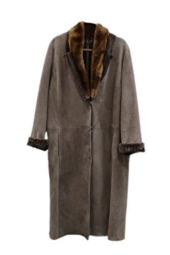 marina-rinaldi-womens-shearling-coat-mink-collar-sz-22-taupe-brown-120711mm