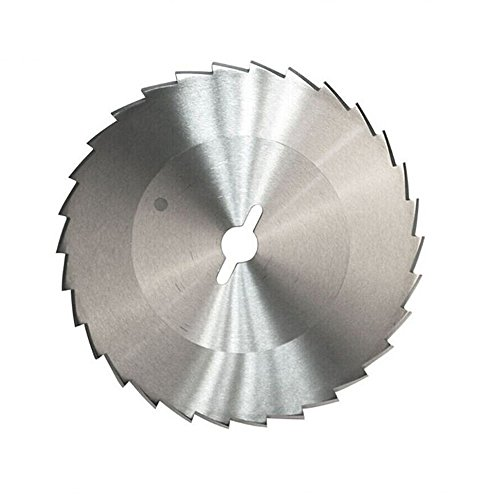 Li Bai 100MM Diameter Sharp Blade Serrated Blade for Doner Kebab Slicer Kebab Knife, Shawarma Knife, Gyro Slicer by Li Bai