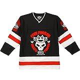 Five Finger Death Punch Men's Hockey Jersey Black