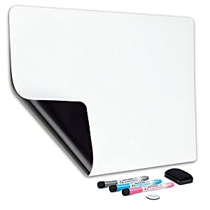 Amazon.com : Magnetic Dry Erase Whiteboard Sheet for