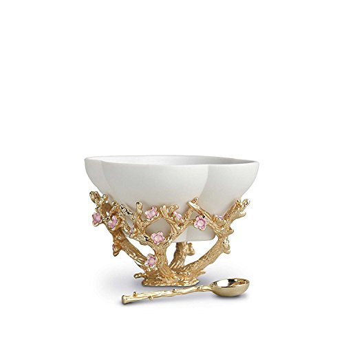 L'objet Salt Cellar and Spoon