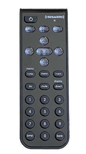 xm radio remote control - 2