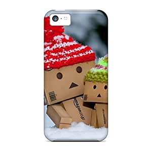 Ideal Saraumes For SamSung Galaxy S4 Mini Case Cover (danbo In Winter), Protective Stylish Case