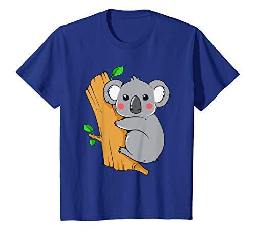 (Kids Cute Koala Bear T Shirt for Children | Kids Koala Bear Shirt)