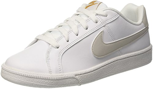 mineral light Baskets Bone Royale Nike Blanc 110 white Femme Yellow Court qCxw8