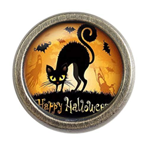 LBFEEL Halloween black cat - Drawer Knobs Pulls