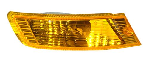 OE Replacement Jeep Liberty Passenger Side Parklight Assembly (Partslink Number CH2521143) Unknown
