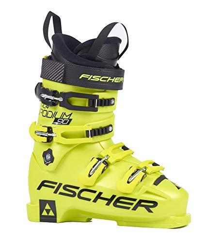 Fischer RC4 Podium 90 Junior Race Ski Boots 2018 - 26.5 ()