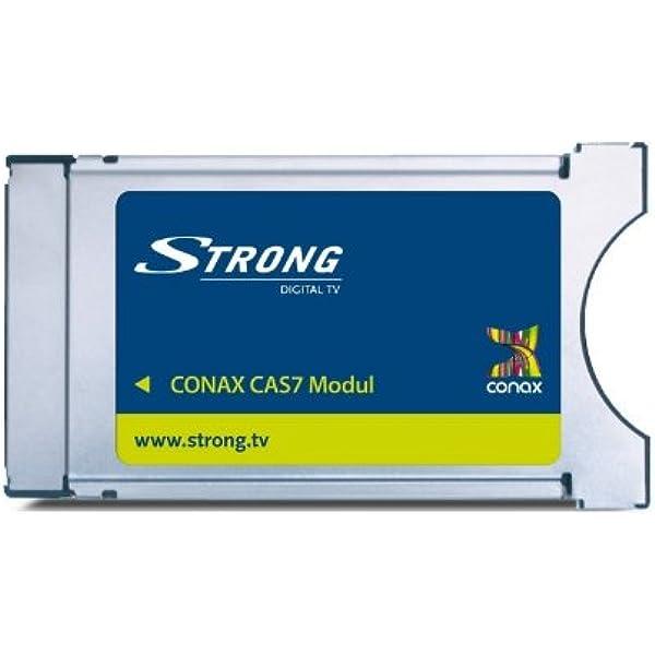 Strong CAS7 Conax - Módulo CI para tarjetas Conax: Amazon.es: Electrónica