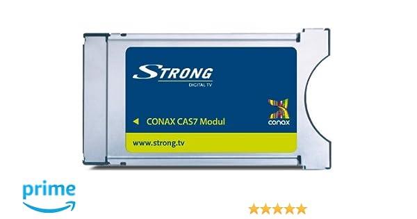Strong CAS7 Conax - Módulo CI para tarjetas Conax: Amazon.es ...