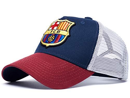 ee1ad31c3eb Atributika   Club FC Barcelona Classic Trucker hat