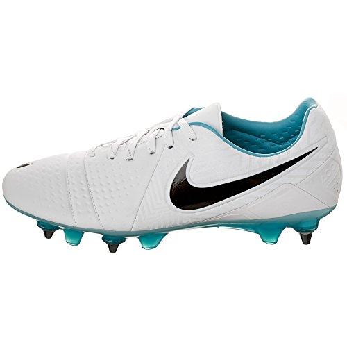 Nike Scarpe da uomo CTR360Maestri III RIF SG PRO WHITE/BLACK della gamma Blue, Taglia Nike: 9