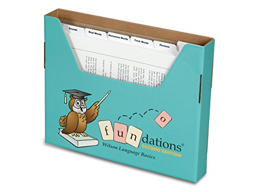 (Matches the scope and sequence of the Teacher's Manual 1, Second Edition. Contains controlled sound drills, real and nonsense words, trick words, phrases, and controlled-text stories (phrased and unphrased) for each unit on reproducible laminate stock. Recording form is included for timed drills. The Fluency Kit 1 is included in the Fundations® Teacher's Kit 1. SPECIFICATIONS: 122 pages (8.5' x 11'))