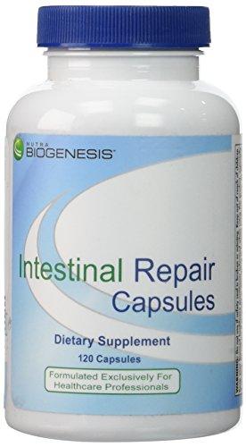 Biogénèse intestinale réparation, 120 caps veggie
