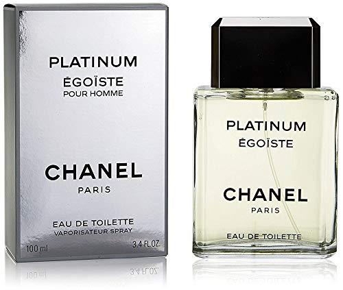 CHANEL Egoiste Platinum EDT Spray 3.4 Oz