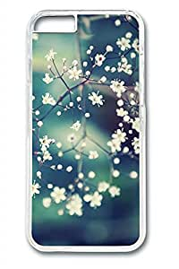 Babysbreath Slim Soft Cover for iPhone 6 Plus Case ( 5.5 inch ) PC Transparent Cases by mcsharks