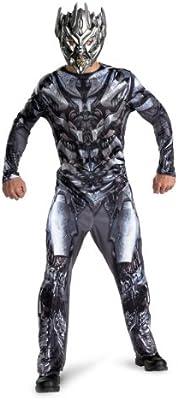 Disfraz de Megatron Transformers Halloween: Amazon.es: Juguetes y ...