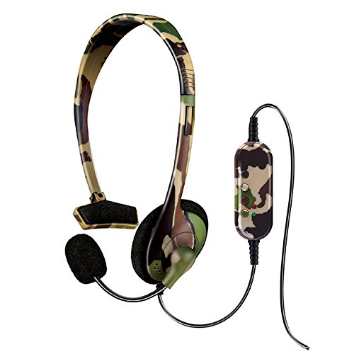 dreamGEAR Broadcaster Wired Headset