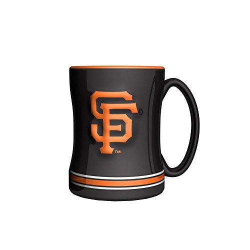 (MLB San Francisco Giants Sculpted Relief Mug, 14-ounce)