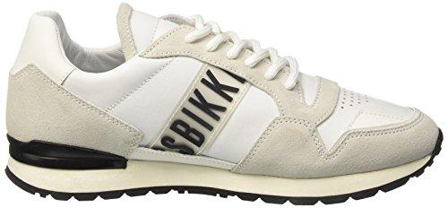 White Baja 800 Zapatilla Kate Bikkembergs Mujer 994 Blanco qaUCOv
