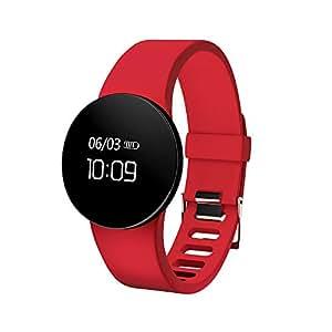 Tayhot - Reloj Digital para Mujer, con Pantalla táctil Bluetooth y Monitor de sueño,