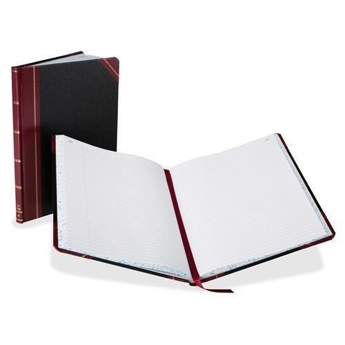 21-150-R Boorum & Pease 21 Series Record Rule Columnar Book - 150 Sheet(s) - Thread Sewn - 10.37