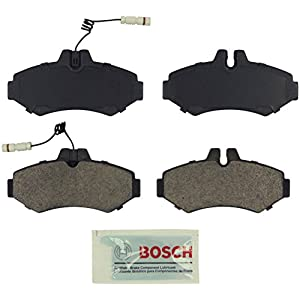 Bosch BE928 Blue Disc Brake Pad Set