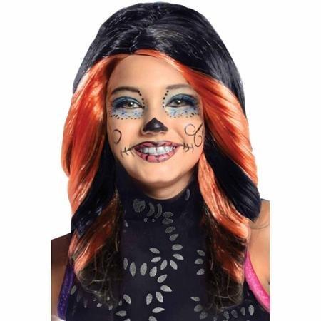 Rubie's Skelita Calaveras Wig Costume Accessory ()
