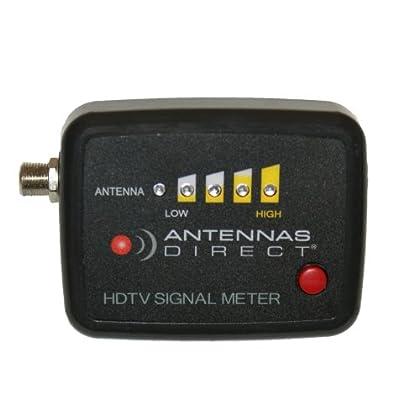 Image of TV Antennas Digital TV Signal Meter