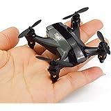 NiGHT LiONS TECH Shocking ! X165 Mini Pocket Drone Top 2.4G RC 3D Tumbling Quadcopter Newest