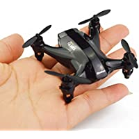 NiGHT LiONS TECH Shocking ! X165 Mini Pocket Drone Top 2.4G RC 3D Tumbling Quadcopter Newest