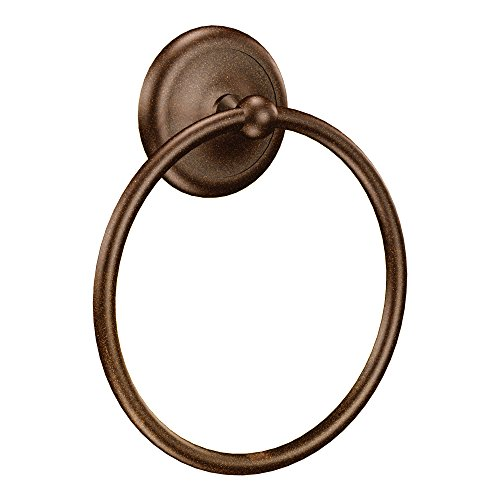 Moen Yorkshire Collection - Moen BP5386OWB Yorkshire Towel Ring, Old World Bronze