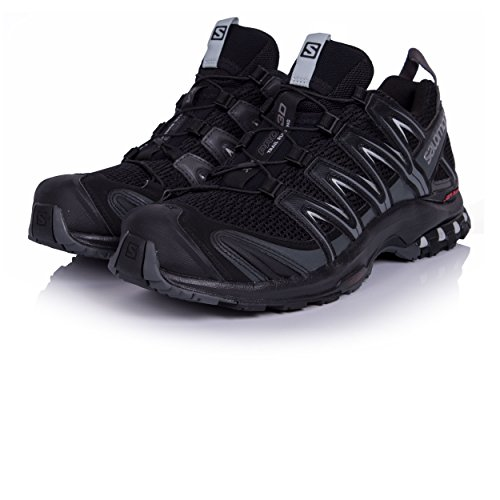 sale best sale Salomon Men's XA Pro 3D Trail Running Shoe Black / Magnet / Quiet Shade cheap sale pay with visa get to buy for sale VwIyF7lU