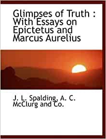 marcus aurelius essay Marcus aurelius was born on april 20, 121 ad into a family of royalty his uncle and adoptive father, antoninus pius, was the emperor of rome.