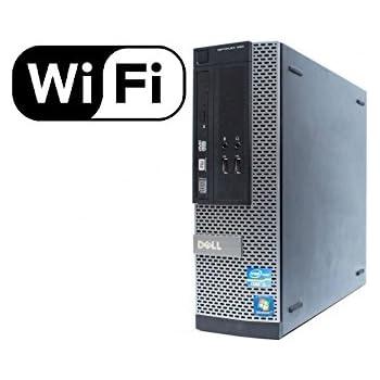 Dell Optiplex 390 Business High Performance SFF Desktop Computer PC (Intel  Quad-Core i5-2400 up to 3 4GHz, 8GB DDR3, 1TB HDD, HDMI, DVD, Windows 10