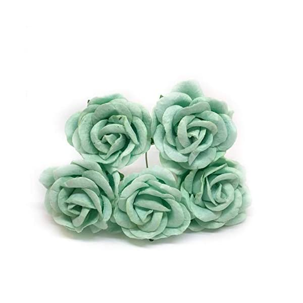 15-Mint-Green-Mulberry-Paper-Flowers-Mint-Paper-Flowers-Mint-Paper-Roses-DIY-Wedding-Decor-DIY-Paper-Bouquet-Artificial-Flowers-Wedding-Crafts-Home-Decorations-12-Pieces