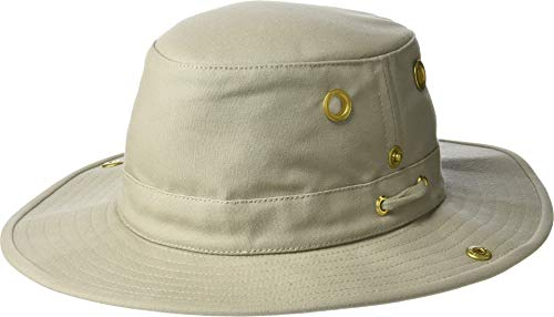 Tilley Endurables T3 Traditional Canvas Hat,Khaki,7 - Hat Outback Cap