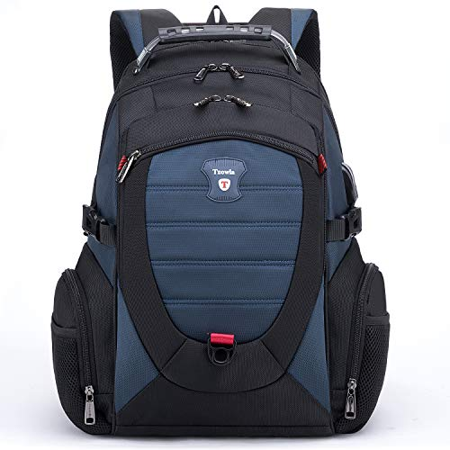 Tzowla Travel Laptop Backpack Anti-Theft Water Resistant Bus