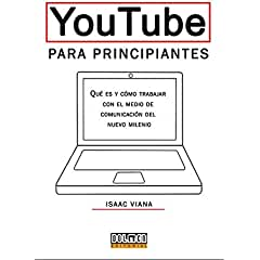 YouTube para principiantes book jacket