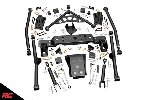 xj long arm lift kit - 5