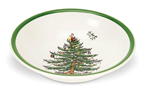 Spode Christmas Tree Ascot Cereal, Set of -